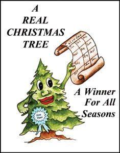 * A Real Christmas Tree [CLONE]