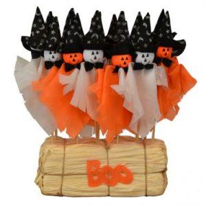 12″ Halloween Picks in Bale