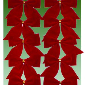 Mini Red Bows