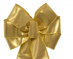 7 Loop #40 Wired Festive Gold, 16″ Tails