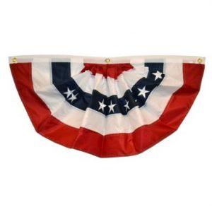 48″ Patriotic Bunting