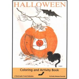 Coloring Book – Halloween Fun & Games