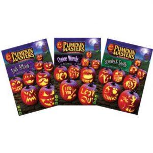 Pumpkin Masters Pattern Books