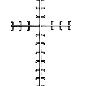 30″ Cross / Extension