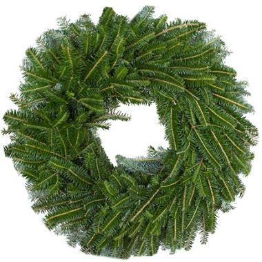 22″ Fraser Fir Wreath