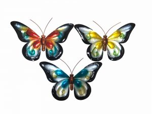 16″ Butterfly Wall Art