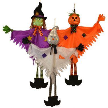 43″ Hanging Halloween Trio