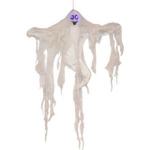 22″ Hanging Ghost w/LED