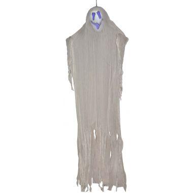 63″ Hanging Ghost w/ Light