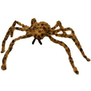 26″ Spotted Hanging Hairy Spider