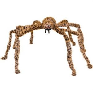 60″ Spotted Hanging Hairy Spider