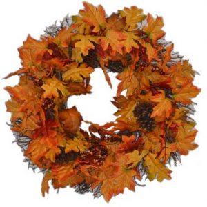 22″ Fall Wreath