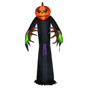 96″ Inflatable Pumpkin Ghoul