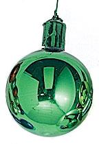 50mm Glass Ball / Green