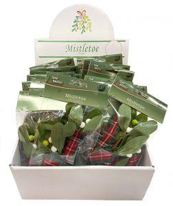 6.5″ Mistletoe