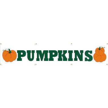 Pumpkin Banner