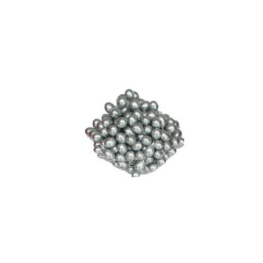 Silver Holly Berries – 8mm