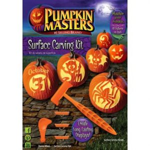 Pumpkin Masters Surface Carving Kit