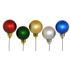 35mm Matte Plastic Ball Asst