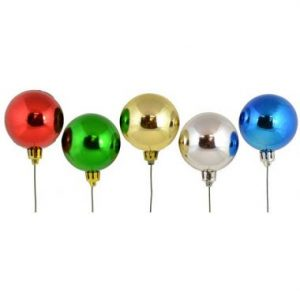 50mm Plastic Ball Asst