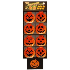 Pumpkin Magic 10 Piece Carving Kit with Case Floor Display