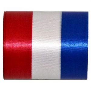 Red White & Blue Ribbon #40
