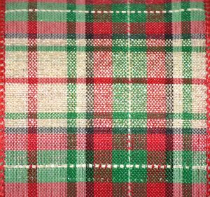 Wired Holiday Plaid #40