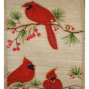 Wired Red Cardinals #40