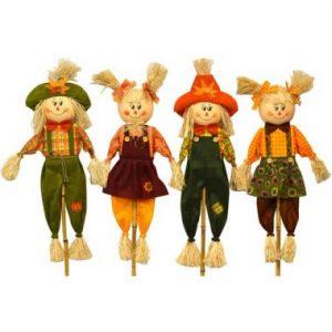 48″ Scarecrow Assortment