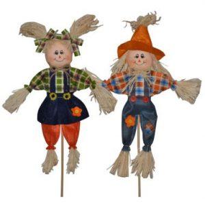 24″ Scarecrow Pick