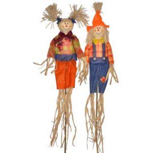 42″ Scarecrow Kids
