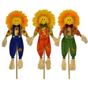 30″ Sunflower Patch Kids