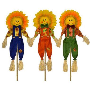 30″ Sunflower Patch Kids
