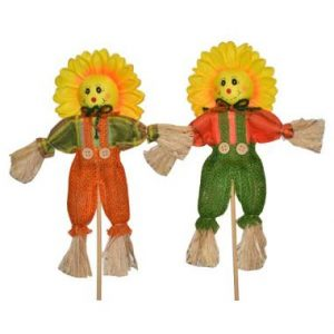 20″ Sunflower Pick