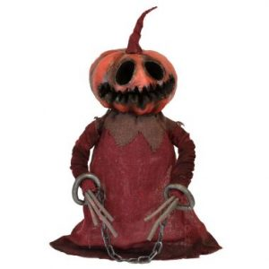 18″ Standing Animated Pumpkin Ghoul