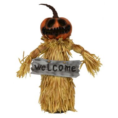 22″ Standing Animated Pumpkin Ghoul