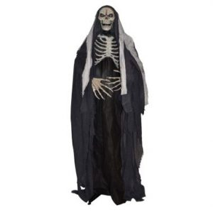 60″ Standing Ghoul w/ Light & Sound