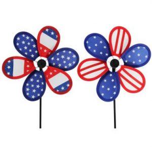 18″ Patriotic Spinner