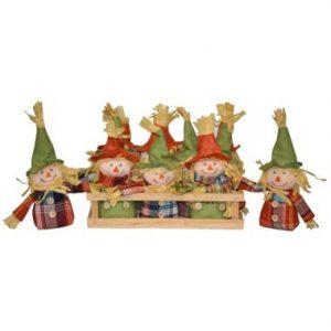 5″ Mini Scarecrows