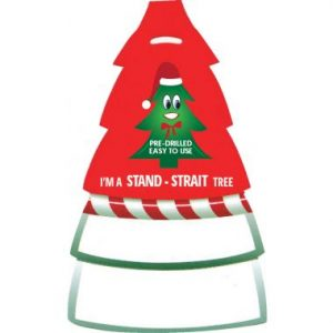 Stand Strait Tree Tags / 100 CS