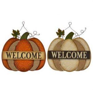 13″ Welcome Wall Hangers