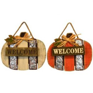 11″ Welcome Wallhanger