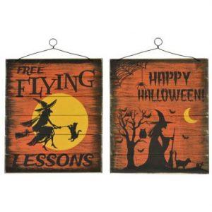 12″ Halloween Wall Hanger