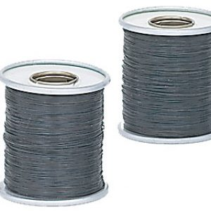Black Wire Spools