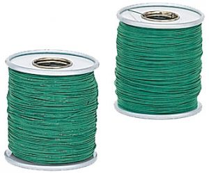 Green Wire Spools