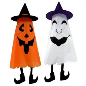 35″ Halloween Windsocks