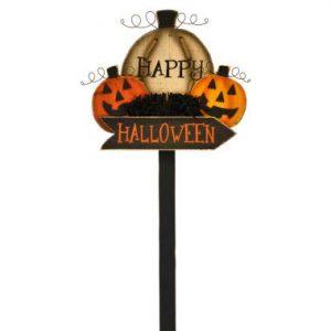 36″ Wood Halloween Stake
