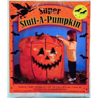 Super Stuff-A-Pumpkin Leaf Bag