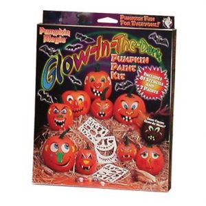 Pumpkin Magic Glow-in-the-dark Paint