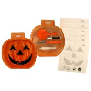 Pumpkin Magic 10 Piece Carving Kit with Case